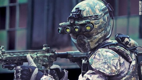 Next Big Future: Liquid armor and tiny high power engines will be in 2018 special forces exoskeleton prototypes