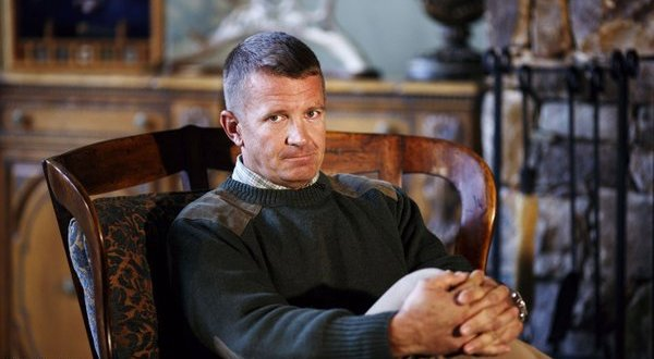 Erik Prince's Three-Point Plan to Destroy Islamic State