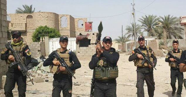 From 'Dirty Division' to golden boys: the Iraqi force leading the country's fight against ISIS – The Washington Post