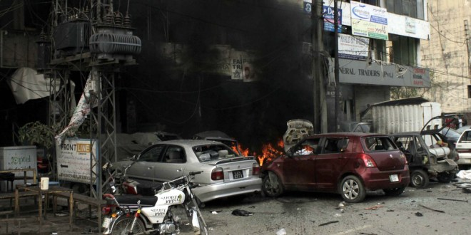 Three suicide attacks in Saudi Arabia extend global wave of bombings and a bloody week – The Washington Post