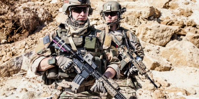Revealed: The US Army's Lethal M4A1 Rifle Is Ready for War | The National Interest Blog