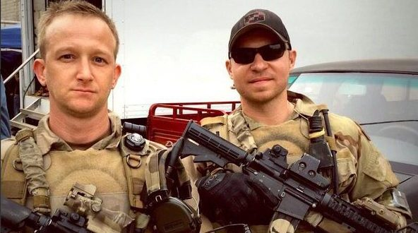 Former SEAL Kevin Lacz pens 'raw' account of Iraq and Chris Kyle|Navy Times