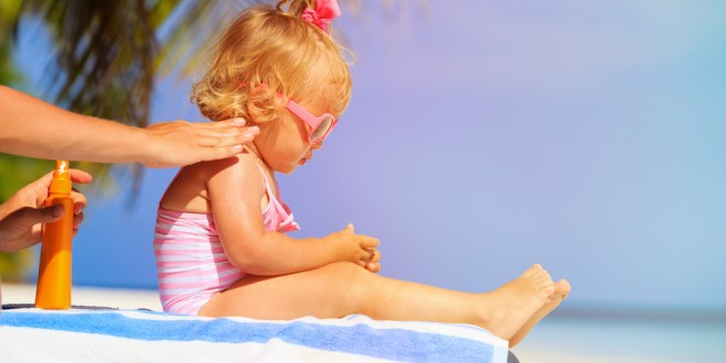 Keep it simple when choosing a sunscreen for your kid | Science News
