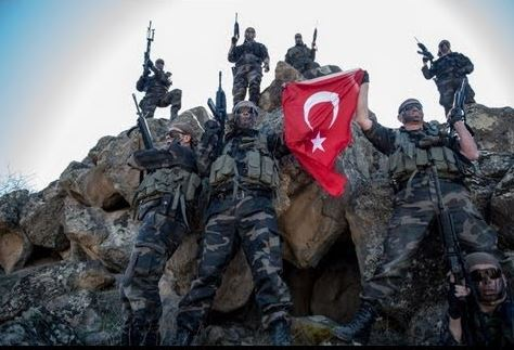 Turkish tanks, special forces launch first major push into Syria to battle IS | Reuters
