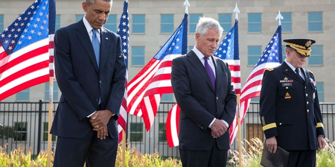 Remarks by the President Obama at the 9/11 Memorial Observance Ceremony | whitehouse.gov