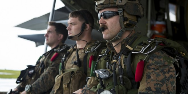 Aircraft shortage forces Recon Marines to jump from civilian planes| MarineCorpsTimes