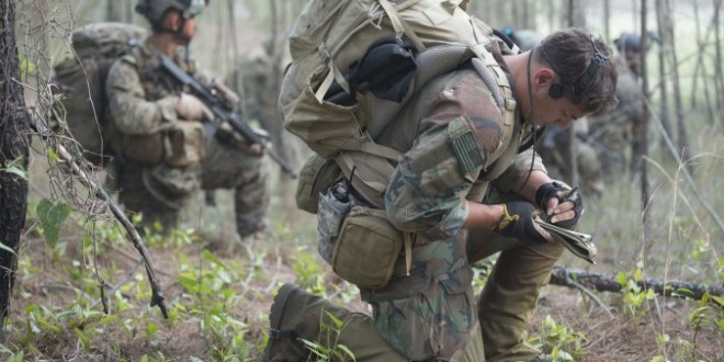 Special Operations Getting Smart Technology For Better Teamwork and Higher Precision | EpochTimes