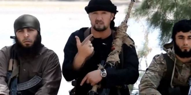 ISIS' New Top Military Commander was Trained in U.S. by Blackwater & State Department | The Free Thought