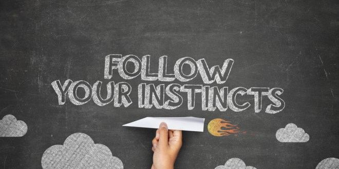 Why You Should Follow Your Instincts to Do Something Different | Entrepreneur