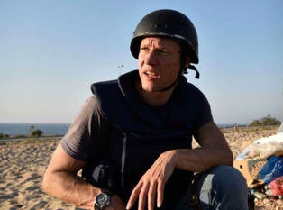 Jeroen Oerlemans, Dutch Journalist, Is Killed by ISIS Sniper in Libya | The New York Times