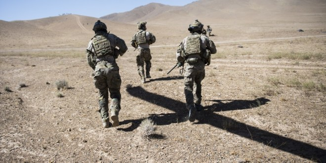 Special Operations: An Unofficial Form Of Self-Defense | StrategyPage