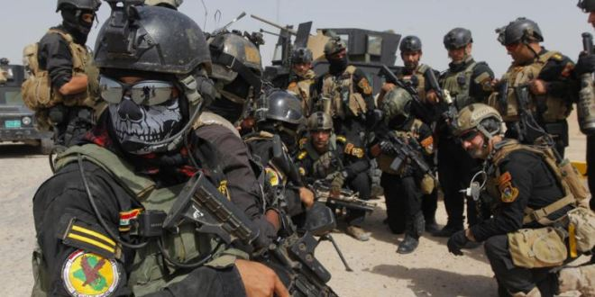 Iraqi special forces arrive in Mosul to begin effort to liberate city from ISIS | CBS News