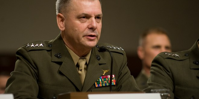 James Cartwright, Ex-General, Pleads Guilty in Leak Case | The New York Times
