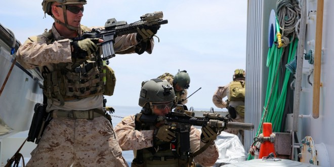 24th MEU, MARSOC develop urban skills | Camp Lejeune Globe
