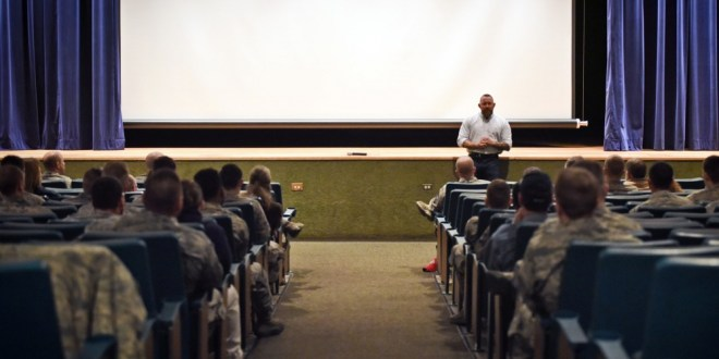 US Army Special Forces operator helps Airmen build resiliency | DVIDS