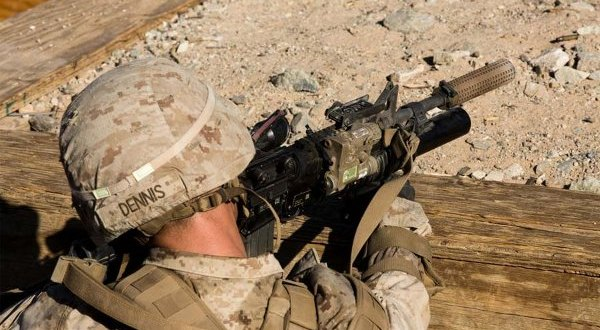 Corps Wants to Put Silencers on a Whole Infantry Battalion   Military.com
