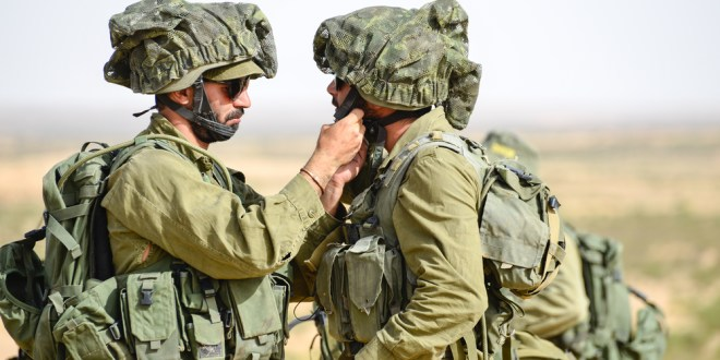 Israel's Arab soldiers who fight for the Jewish state | BBC News