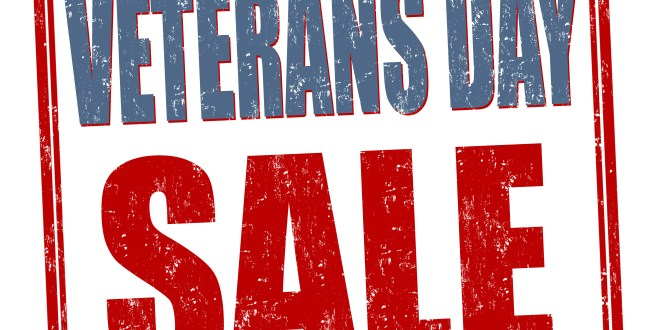 14 Places With The Best Veterans Day Deals | Task&Purpose