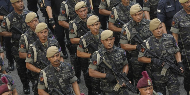 Malaysia's New Anti-Terror Force | The Diplomat