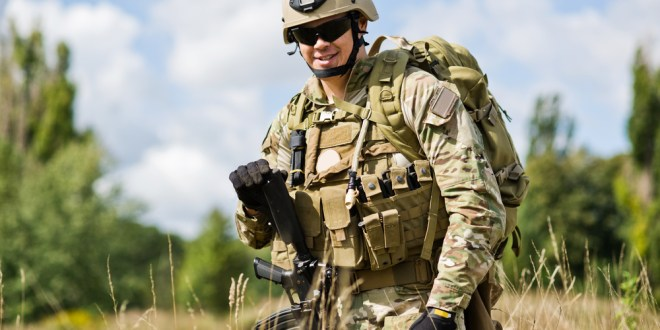 Army designs new harness to protect your groin from blast debris | ArmyTimes