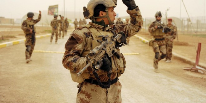 Iraq's special forces control 19 Mosul neighborhoods   MilitaryTimes