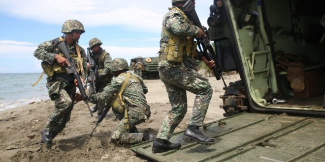 China offering firearms to Philippine special forces | Update Philippines