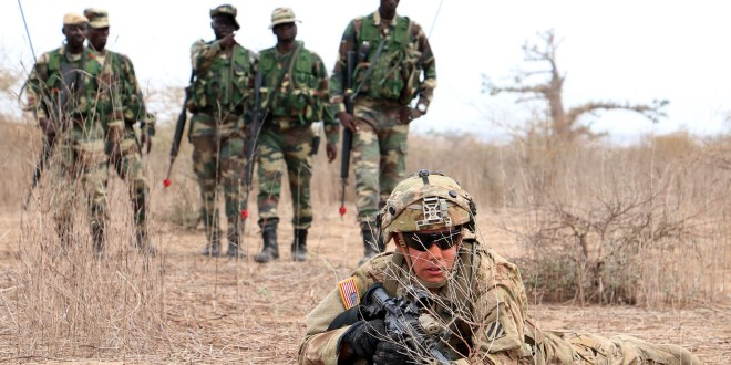 New in 2017: Bigger exercises, more engagements in Africa | ArmyTimes