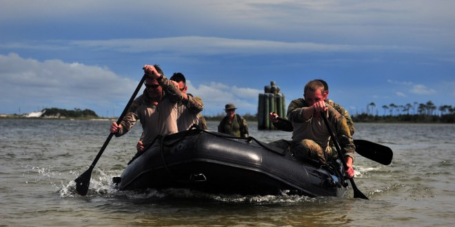 """""""Do You Have What It Takes?"""" Small Team of Airmen ensure Special Tactics growth 