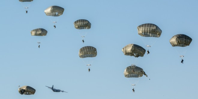America's Elite Airborne Troops are Getting New High-Tech Gear | The National Interest Blog