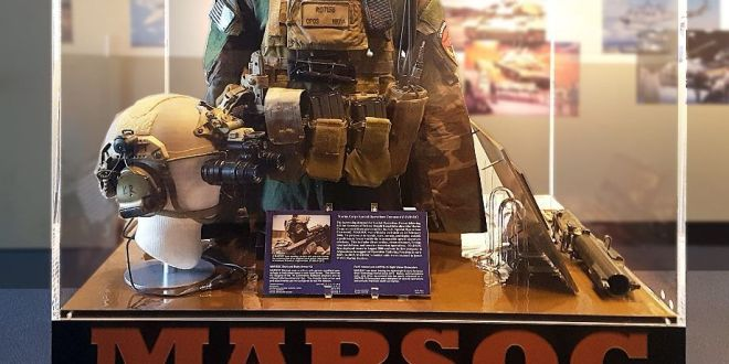 National Museum of the Marine Corps honors Marine special operators with temporary display | MilitaryTimes