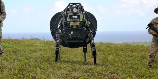 Five Giant Leaps for Robotkind: Expanding the Possible in Autonomous Weapons | WarOnTheRocks