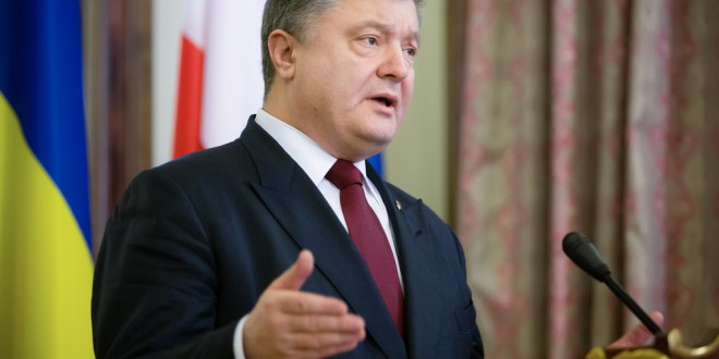 Poroshenko opens training center for Special Operations Forces in Berdychiv | Interfax