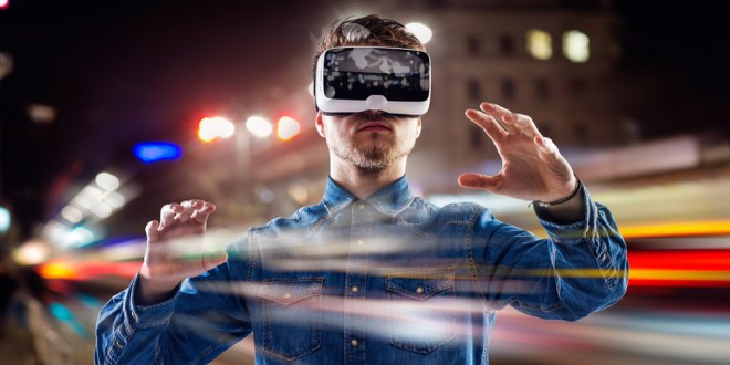 Virtual Reality Allows the Most Detailed, Intimate Digital Surveillance Yet   The Intercept