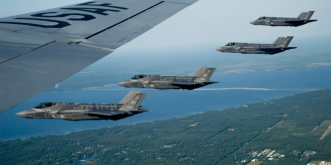 F-35 Trains With A-10s, F-15s & Navy SEALs | Scout