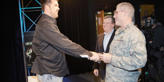 Veterans Business Battle to welcome ret. Navy SEAL Marcus Luttrell in Houston | PR Newswire