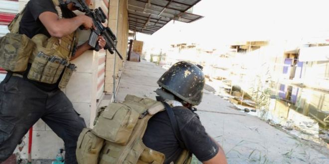Iraqi forces launch nighttime raid in new phase of Mosul campaign | Business Insider