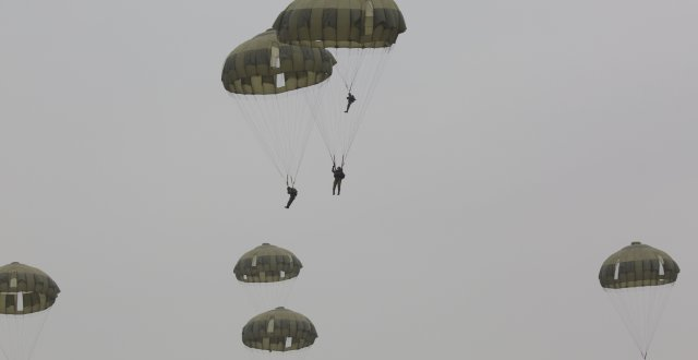 A Day of Firsts for 'First in Asia' Battalion: Special Forces Soldiers Participate in First Jump Cer | The United States Army