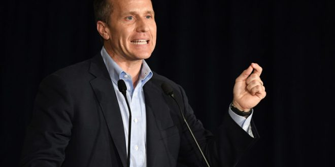 Eric Greitens, a former Navy SEAL, takes over as Missouri governor | NavyTimes