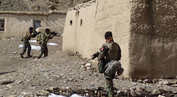 Afghan Special Forces Free Dozens From Taliban Prison | Newsweek
