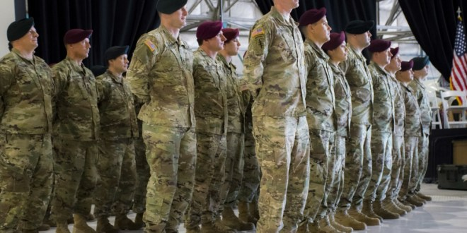 Colo. National Guard Special Forces Company deploys in support of NATO mission | DVIDS