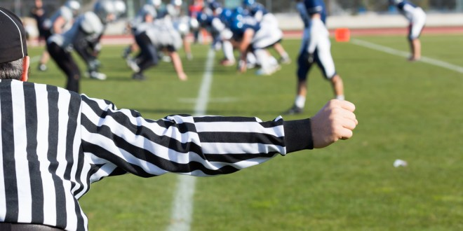 Best for Refs: New nonprofit helps veterans become sports officials | MilitaryTimes