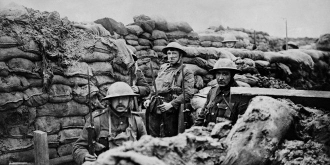100 Years After World War I: War to End All Wars Shaped Today's Army | Association of the United States Army