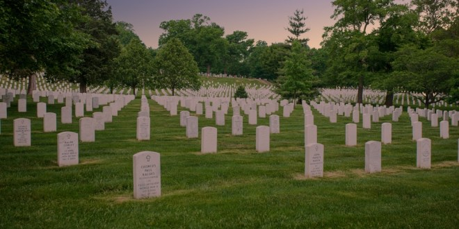 No more burials at Arlington in 25 years? Famed cemetery is running out of space | MilitaryTimes