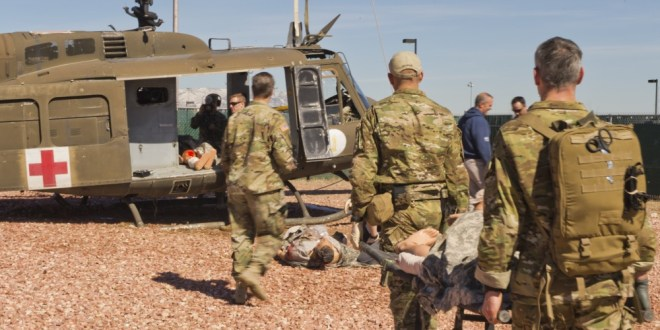Making the transition from Special Ops medic to a medical career | Military.com