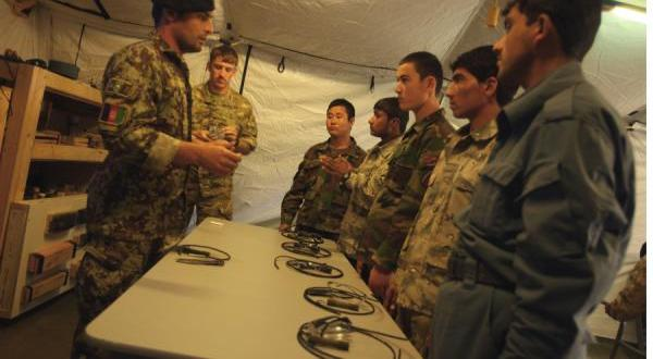 Afghans Who Helped U.S. Forces Get More Visas Under Funding Bill | U.S. News