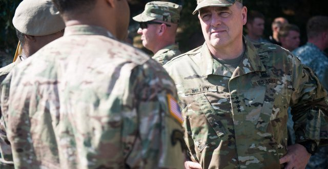 Chief: The Army has developed a bullet that penetrates 5.56 mm-resistant body armor | ArmyTimes