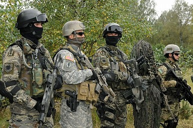 The Pacific War Origins of US Special Operations Forces | The Diplomat