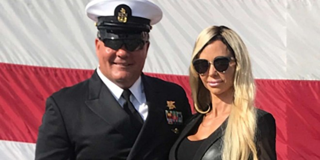 'We Talked to His Boss': Wife of Navy SEAL-Turned Porn Actor | NBC Southern California