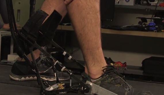 Smart algorithm automatically adjusts exoskeletons for best walking performance | KurzweilAI