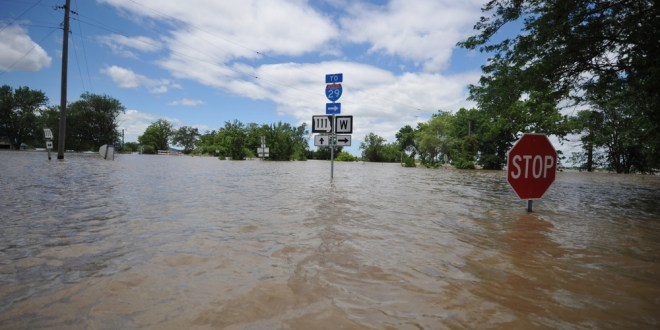 Flooding risk: America's most vulnerable communities | ScienceDaily
